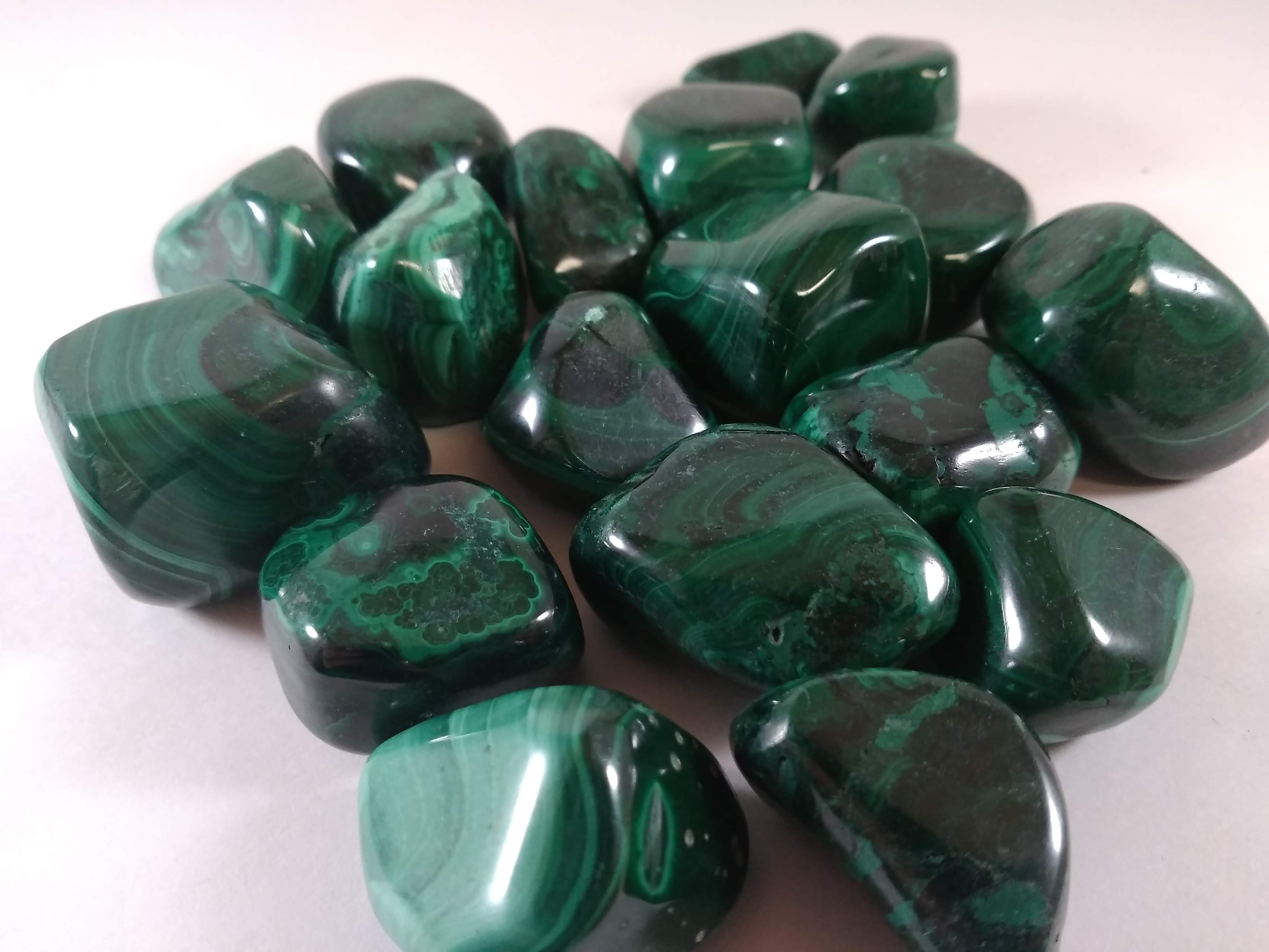 New Earth Stones and Uses - M